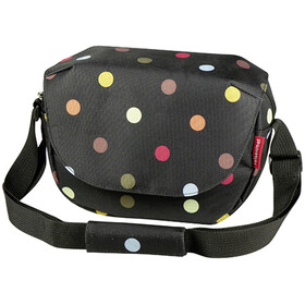 KlickFix Funbag Bike Pannier black/colourful